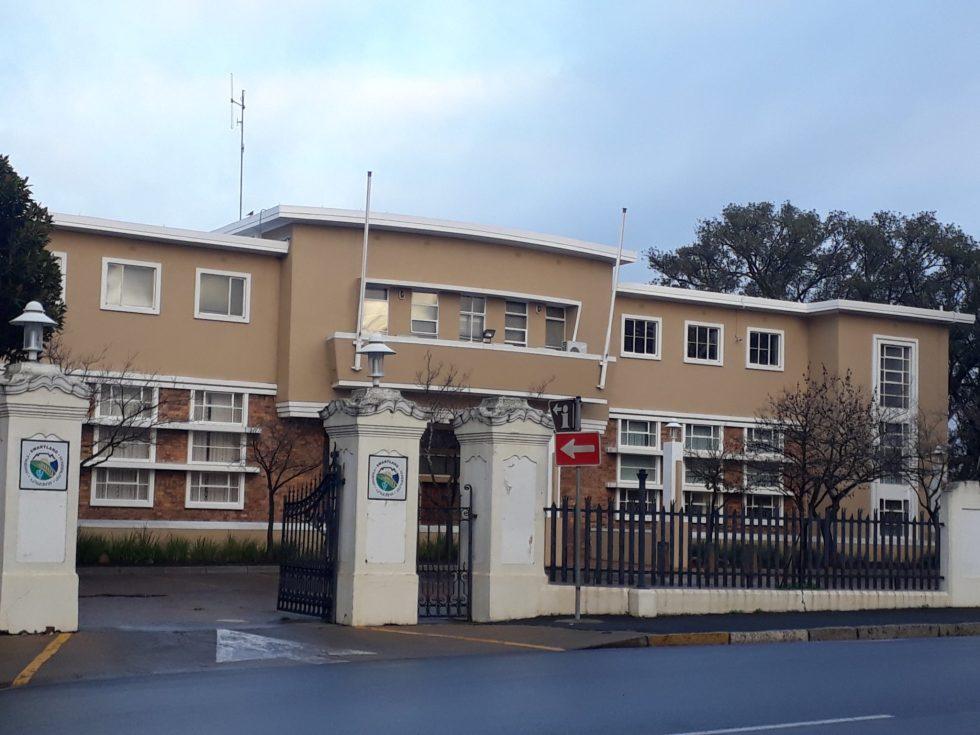 swartland municipality building
