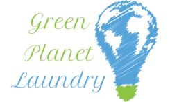 Green planet laundry review logo