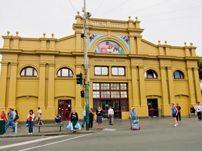 Queens Victoria Market