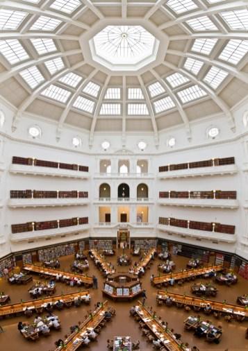 State Library Victoria