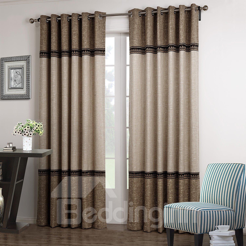 Leopard Curtain Wallpaper Border Com