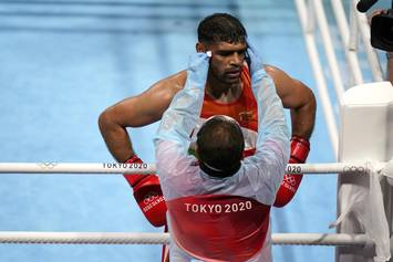 The boxing tournaments at the 2020 summer olympics in tokyo will take place from 23 july to 8 august 2021 at the ryōgoku kokugikan. Jltk8fsusdgoim