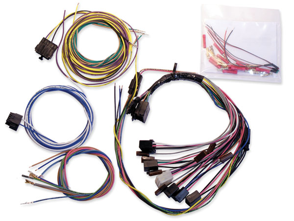 1969 Camaro Dash Wiring Harness