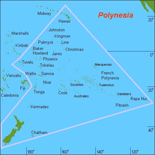 '총균쇠' 요약문_2. 환경 차이가 다양화를 빚어낸 모델 폴리네시아