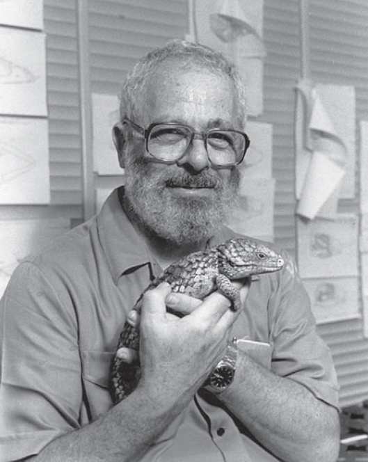 From the 2010 obituary in Herpetological Review by Kraig Adler