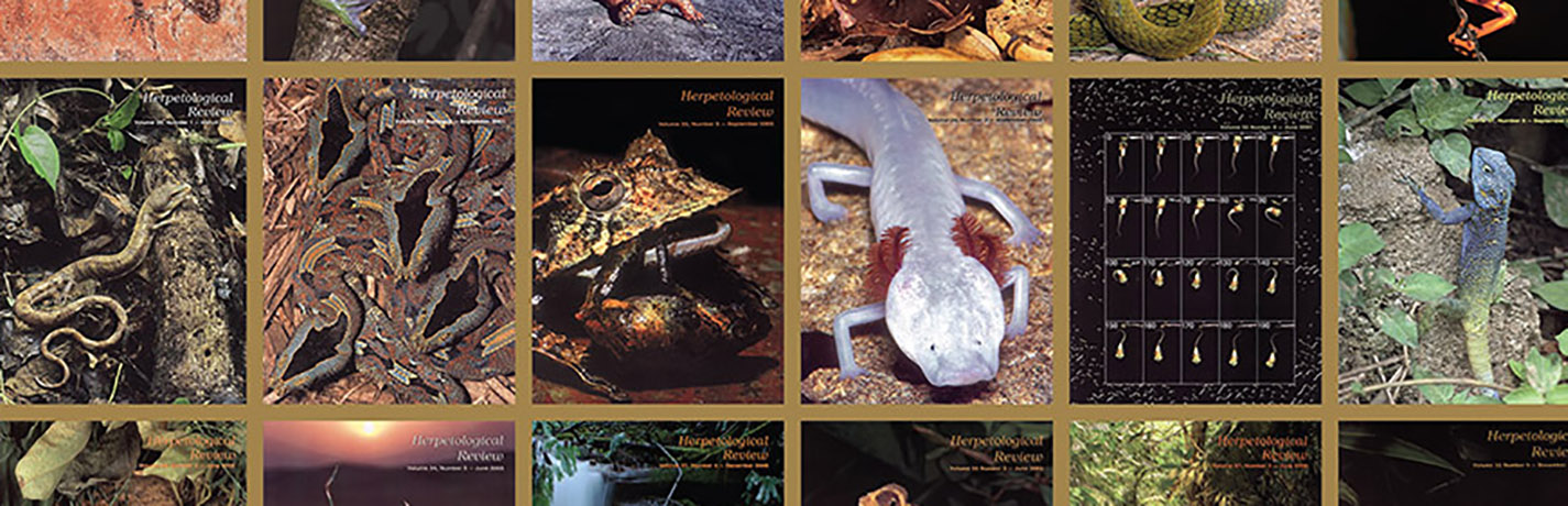 Herpetological Review 50(2) available online!
