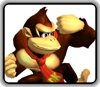 Melee Donkey Kong Textures