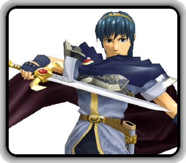 Melee Marth Textures