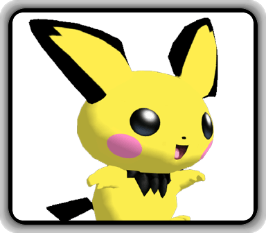 Melee Pichu Textures