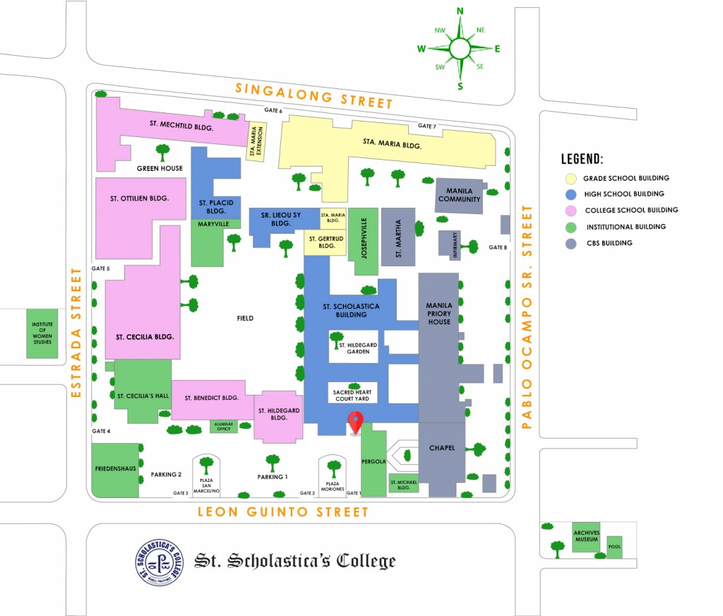 Campus Map Utep.Asian Food Near Me