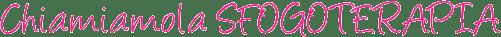 chiamiamola sfogoterapia CISTITE INTERSTIZIALE: Racconta la tua Storia