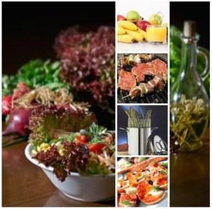 collage alimentare 300x296 RICETTE: Premessa