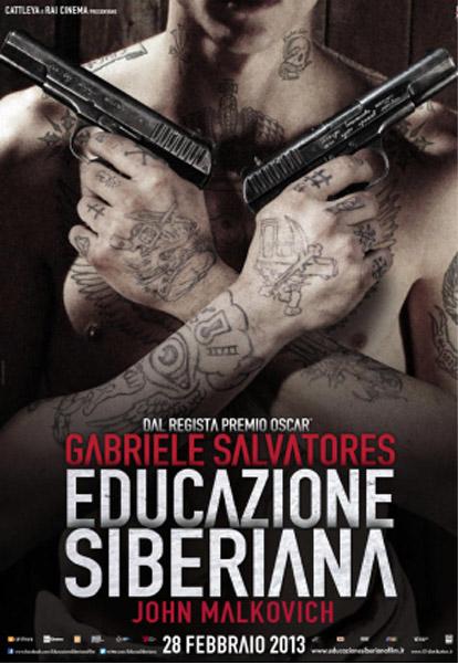 FILM: Educazione Siberiana (2013)