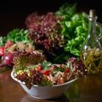 insalata 150x150 Insalata di Spinaci Multicolore