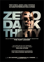 zero dark thirty FILM: Zero Dark Thirty (2013)