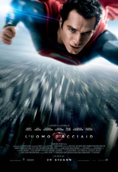 FILM: Superman l'Uomo d'Acciaio (2013)