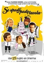 FILM: Se sposti un Posto a Tavola (2013)