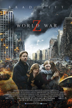 world war z FILM: World War Z (2013)