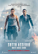 sotto assedio white house down FILM: Sotto Assedio   White House Down (2013)