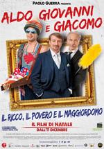 il ricco il povero e il maggiordomo 2014 FILM: Il ricco il povero e il maggiordomo