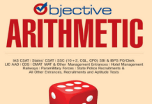 Fast Track Objective Arithmetic by Rajesh Verma pdf