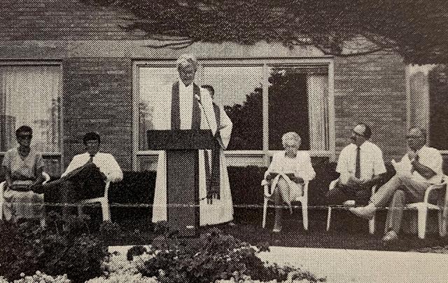 History of Sheboygan Senior Community