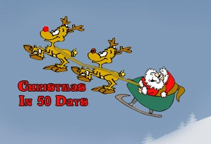 Christmas Countdown Gadget for Your Windows Desktop