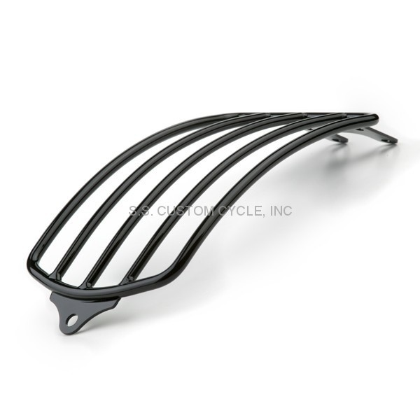 fender mounted solo luggage rack for indian scout ss custom cycle