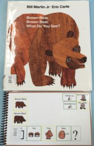 Brown Bear, Brown Bear book