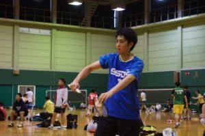 大阪のバドミントン実業団チームSSDSの