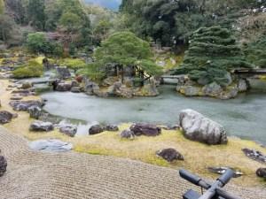 醍醐寺の庭園②