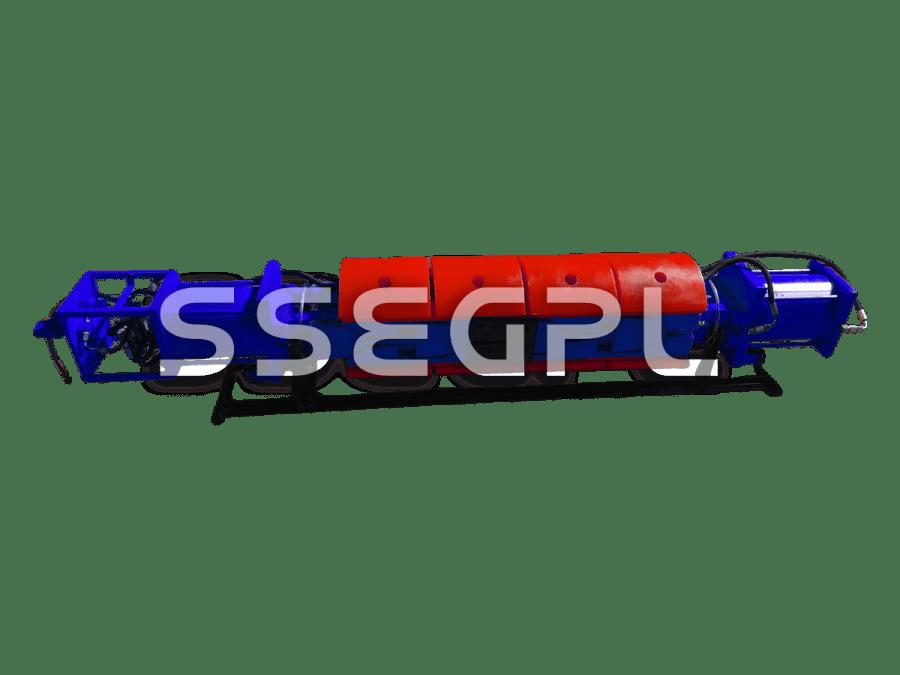 Hydraulic Wedge Mandrel Small