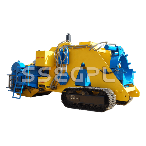 Special Pipe Bending Machine side view