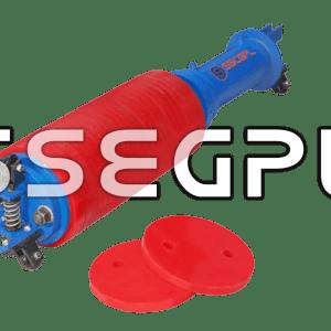 hydraulic plug mandrel