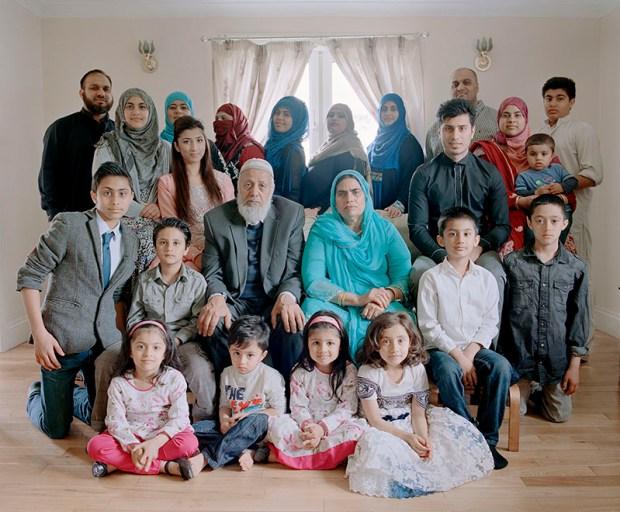 The Azad Family India / Pakistan / England / Scotland