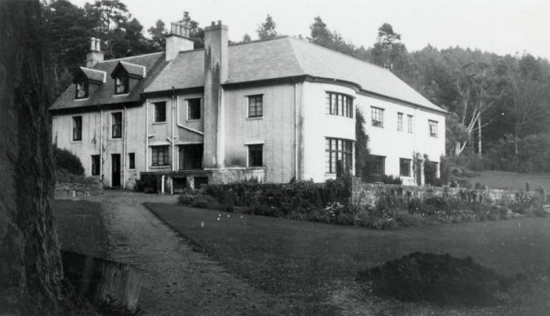 Photograph of New Inverewe House