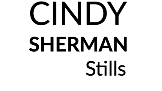 Cindy Sherman at Stills
