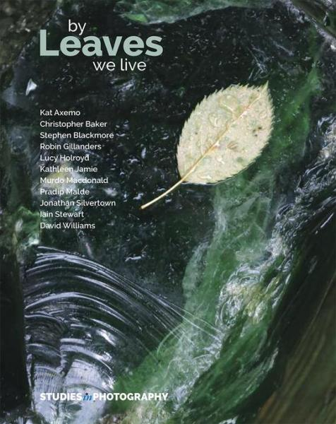Leaves journal, front cover. Image credit: Murdo Macdonald