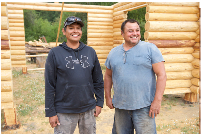 Cabin Guys: Advancing the Voice of Indigenous Peoples