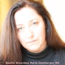Soulful Wizardess Marta Stemberger, MA
