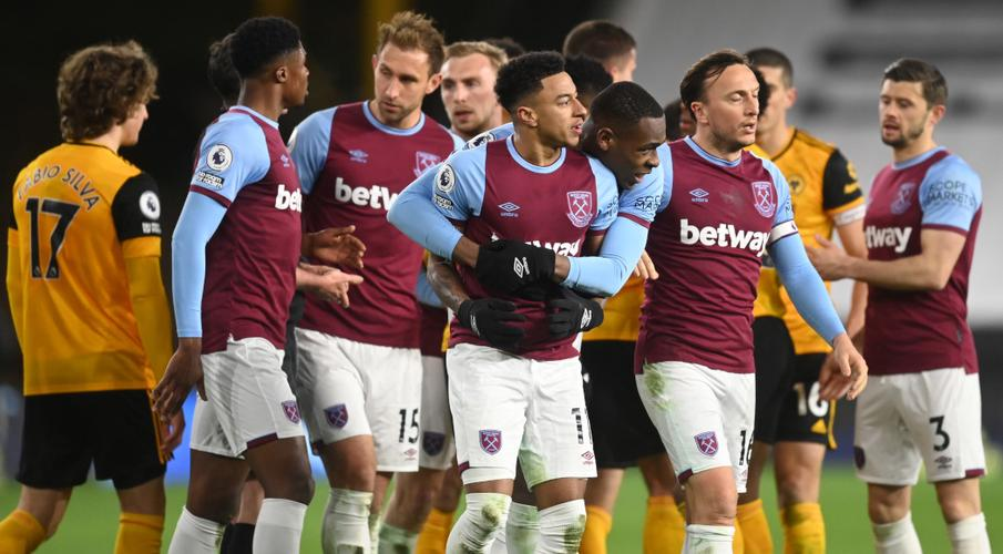 Lingard lifts West Ham into fourth, Everton held by Palace   SuperSport