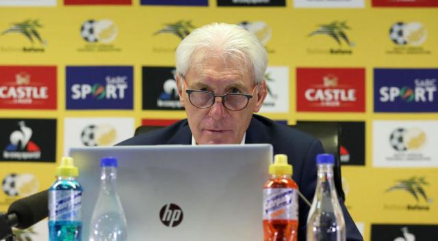 Bafana look to start new era with Uganda win