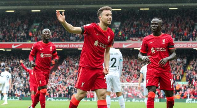 Liverpool banish Burnley ghosts at Anfield