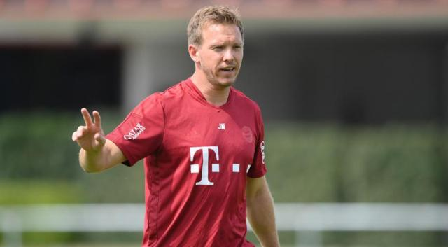 Nagelsmann under pressure to land Bayern's 10th straight league title