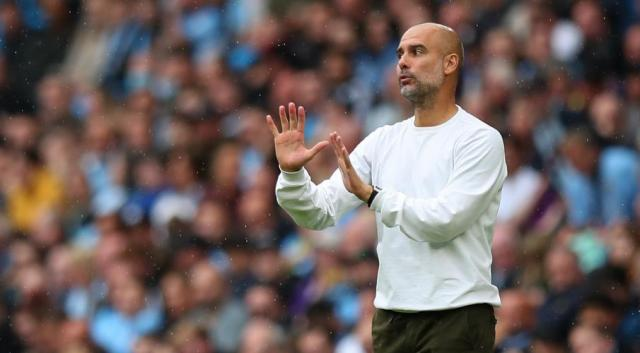 Guardiola plans to quit City in 2023