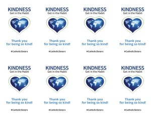 thumbnail of Kindness cards printable