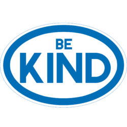 BE KIND magnet - Generic