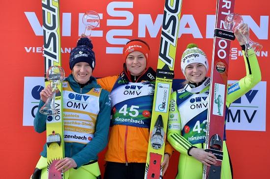 NORDIC SKIING - FIS WC Hinzenbach