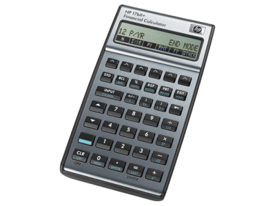 HP® 17bII+ Financial Calculator (F2234A#ABA)