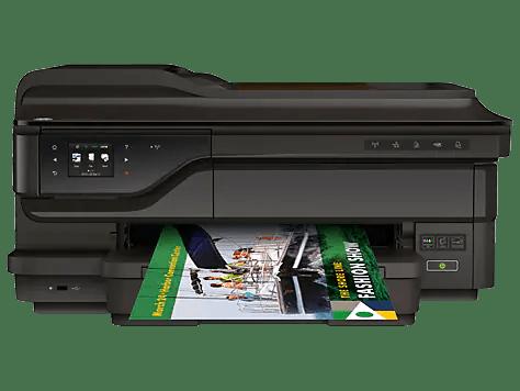 HP Officejet 7612 Scanner